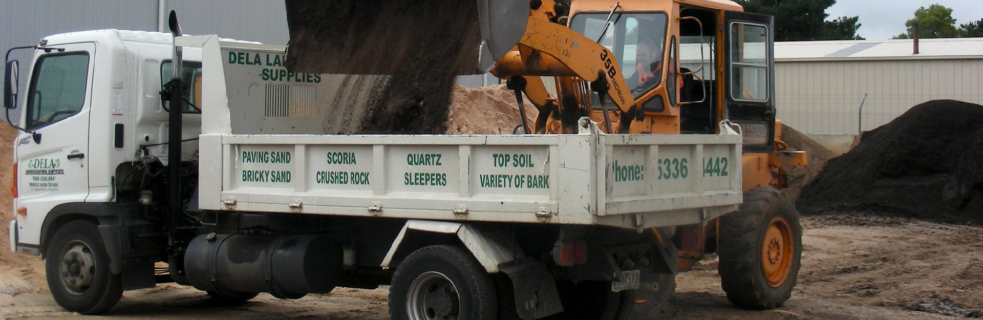 About Ballarat's premier landscape suppliers